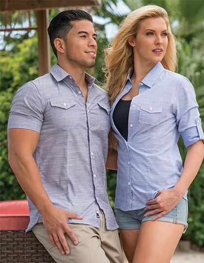 Woven Texture Shirt | Burnside