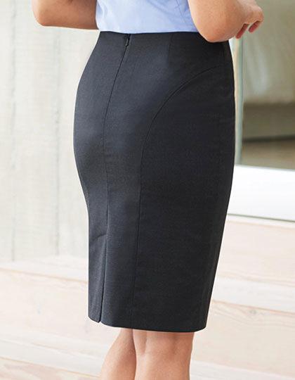 Sophisticated Collection Numana Straight Skirt | Brook Taverner
