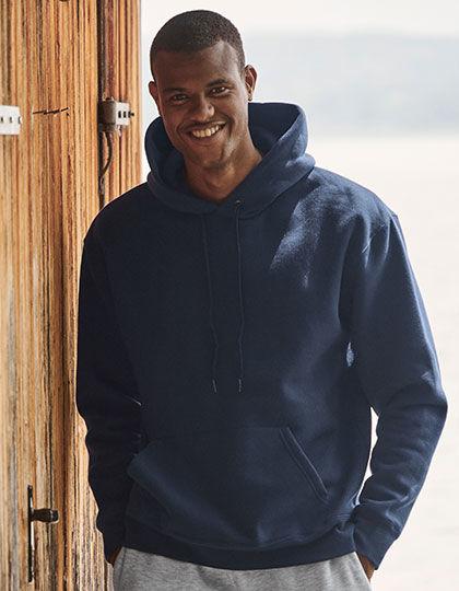 Premium Hooded Sweatshirt | Fruit of the Loom