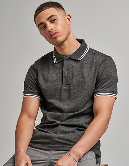 Stretch Tipped Polo | Just Ts & Polos