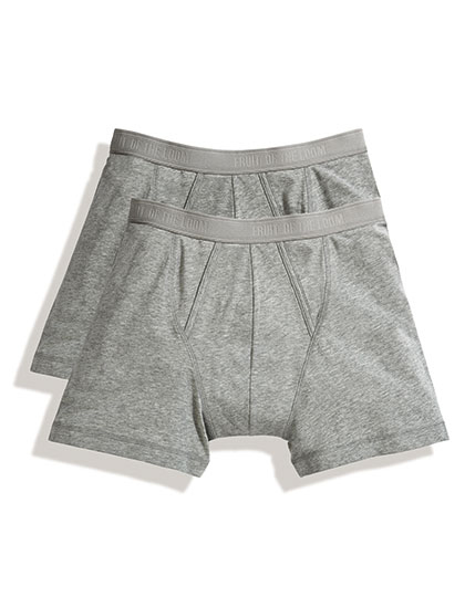 Classic Boxer (2 Pair Pack) | Fruit of the Loom