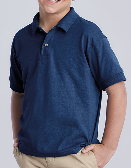 DryBlend® Youth Jersey Polo | Gildan