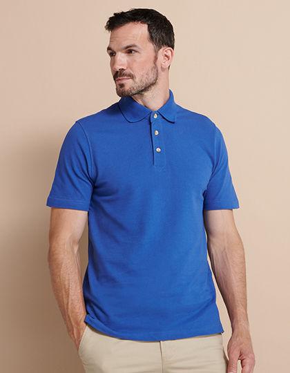 Classic Cotton Piqué Polo Shirt | Henbury