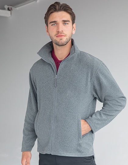 Men`s Microfleece Jacket   Henbury