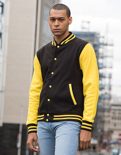Varsity Jacket   Just Hoods
