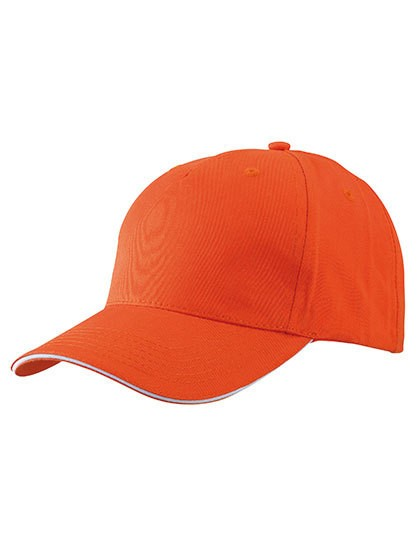 myrtle beach-5 Panel Sandwich Cap