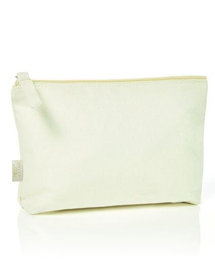 Zipper Bag Organic S | Halfar