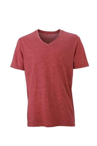 Men´s Heather T-Shirt | James & Nicholson