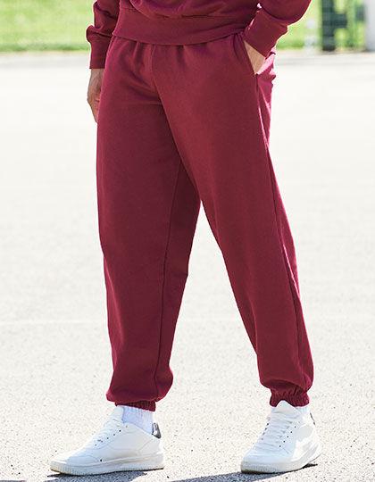 College Cuffed Jogpants | Just Hoods