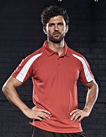 Contrast Cool Polo   Just Cool