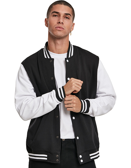 Sweat College Jacket | Build Your Brand