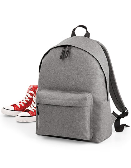 Two-Tone Fashion Backpack | BagBase