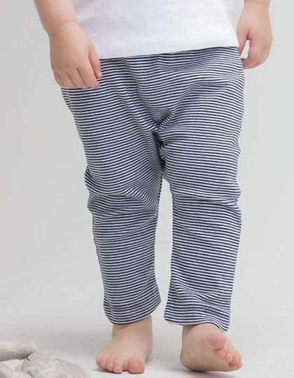 Baby Striped Leggings | Babybugz