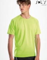 SOLs-Mens Raglan Sleeves T Sporty