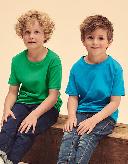 Kids Iconic T | Fruit of the Loom