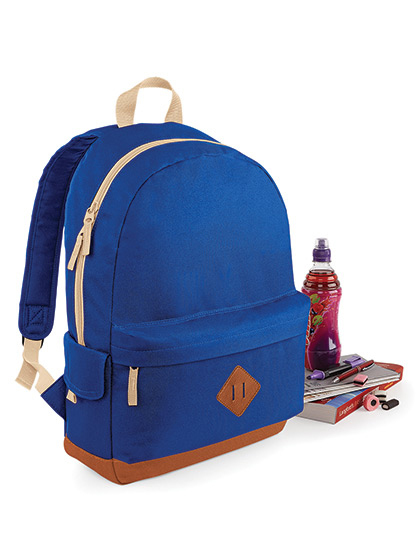 Heritage Backpack | BagBase