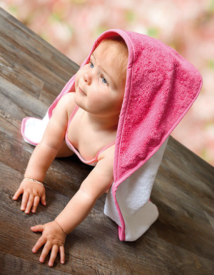 Baby Hooded Towel | A&R