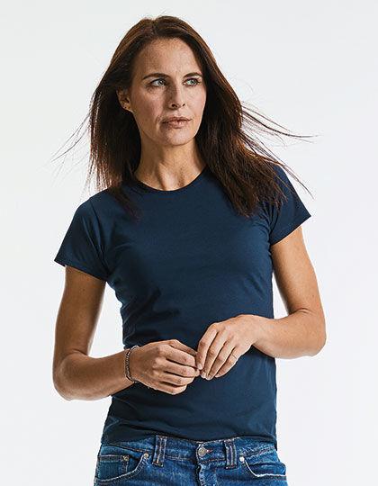 Ladies HD T Shirt | Russell