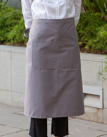 Cook`s Apron with Pocket | Link Kitchen Wear