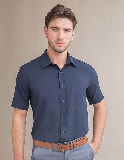 Men´s Wicking Short Sleeve Shirt | Henbury