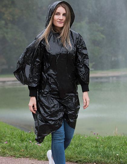 Disposable Raining Poncho Sumatra | Korntex