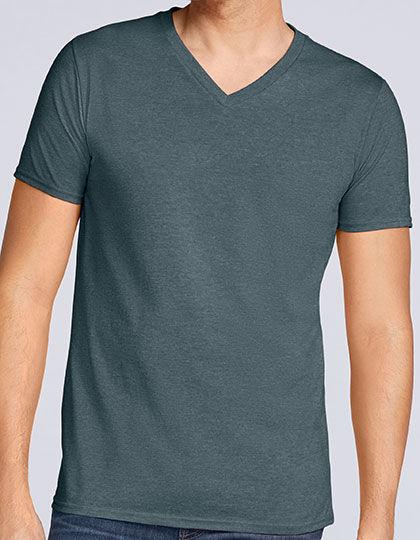 Softstyle® V-Neck T-Shirt | Gildan