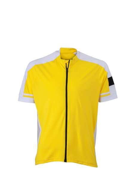 Men´s Bike-T Full Zip | James & Nicholson