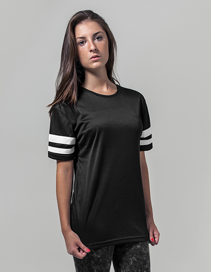 Ladies Mesh Stripe | Build Your Brand
