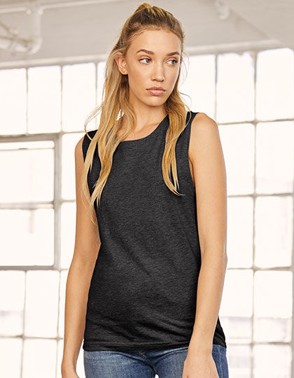 Unisex Jersey Muscle Tank | bella+canvas