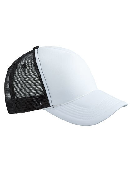 myrtle beach-5 Panel Retro Mesh Cap