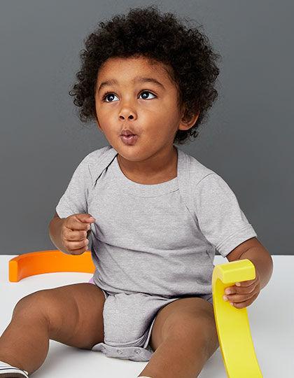 Baby Jersey Short Sleeve Onesie | bella+canvas