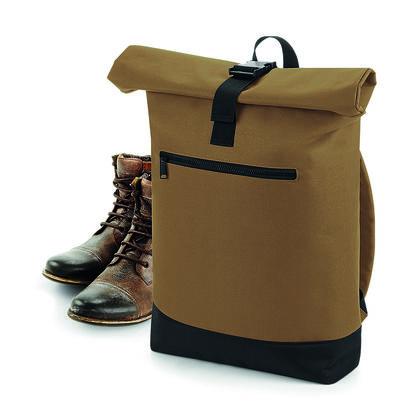 Roll-Top Backpack | BagBase