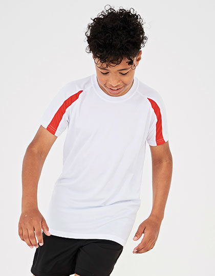 Kids Contrast Cool T | Just Cool