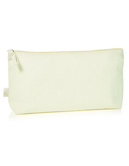 Zipper Bag Organic L   Halfar