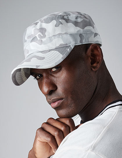 Camo Army Cap | Beechfield