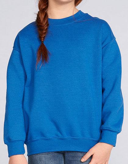 Heavy Blend™ Youth Crewneck Sweatshirt | Gildan