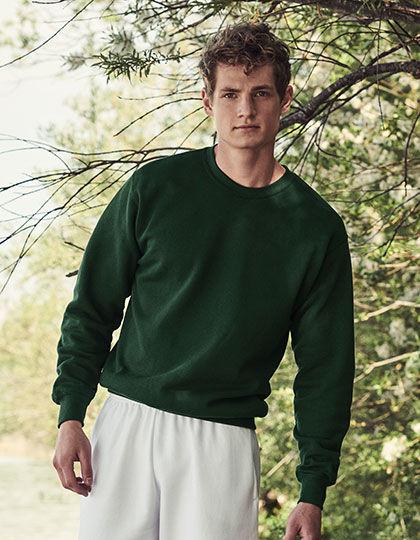 Classic Set in Sweatshirt | Fruit of the Loom