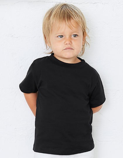 Toddler Jersey Short Sleeve Tee | bella+canvas