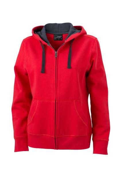 Ladies´ Hooded Jacket | James & Nicholson