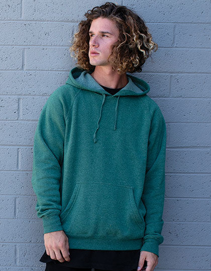 Unisex Midweight Special Blend Raglan Hooded Pullover | Independent