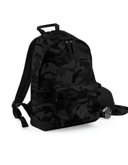 Camo Backpack | BagBase