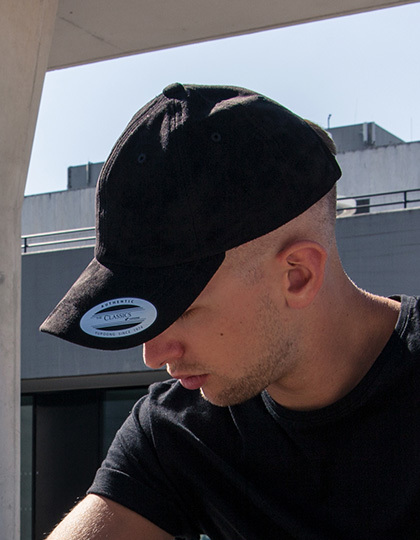 Low Profile Velours Cap | FLEXFIT