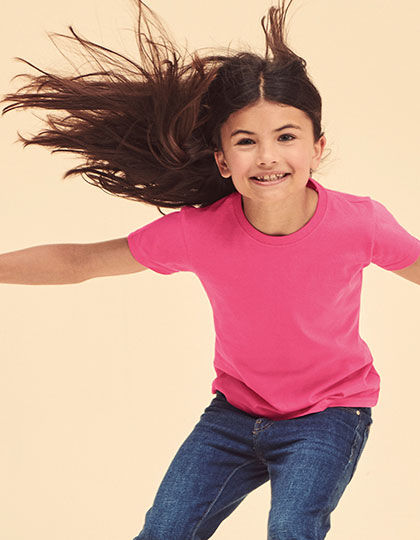 Valueweight T Girls | Fruit of the Loom
