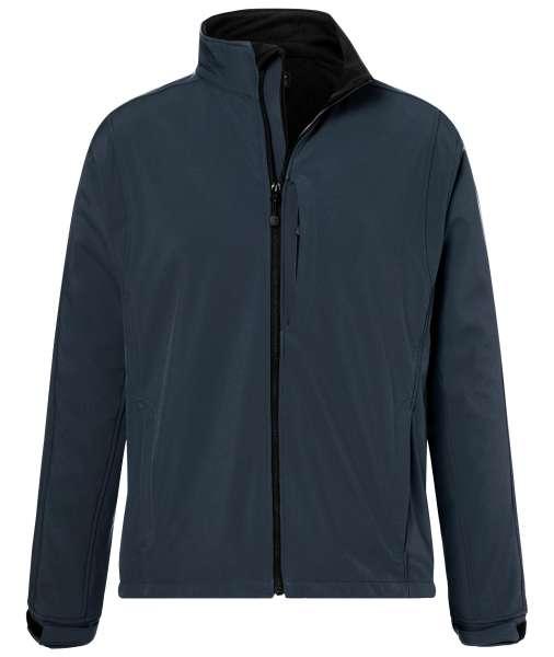 James /& Nicholson Trendige Herren Jacke aus Softshell