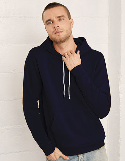 Unisex Pullover Poly-Cotton Fleece Hoodie | bella+canvas