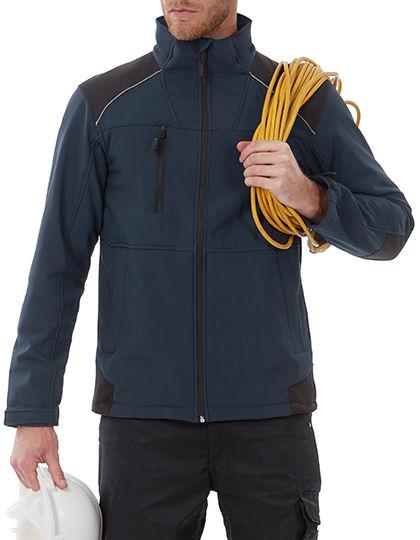 Jacket Shield Softshell Pro | B&C Pro Collection