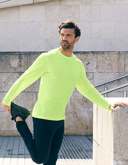 Long Sleeve Cool T   Just Cool