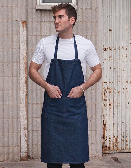 Jeans Hobby Apron   Link Kitchen Wear