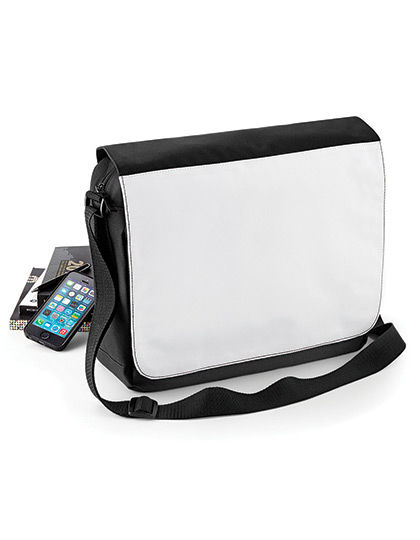 Sublimation Messenger Bag | BagBase