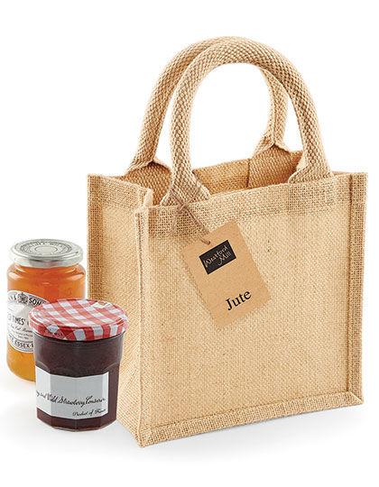 Jute Petite Gift Bag   Westford Mill
